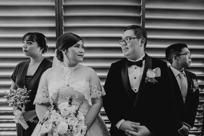 Andrian & Felicia Wedding Day by Filia Pictures - 030