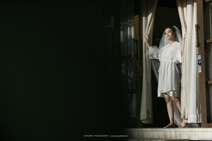 Ezar and Kristi Wedding Bali by Capotrait Photography - 004