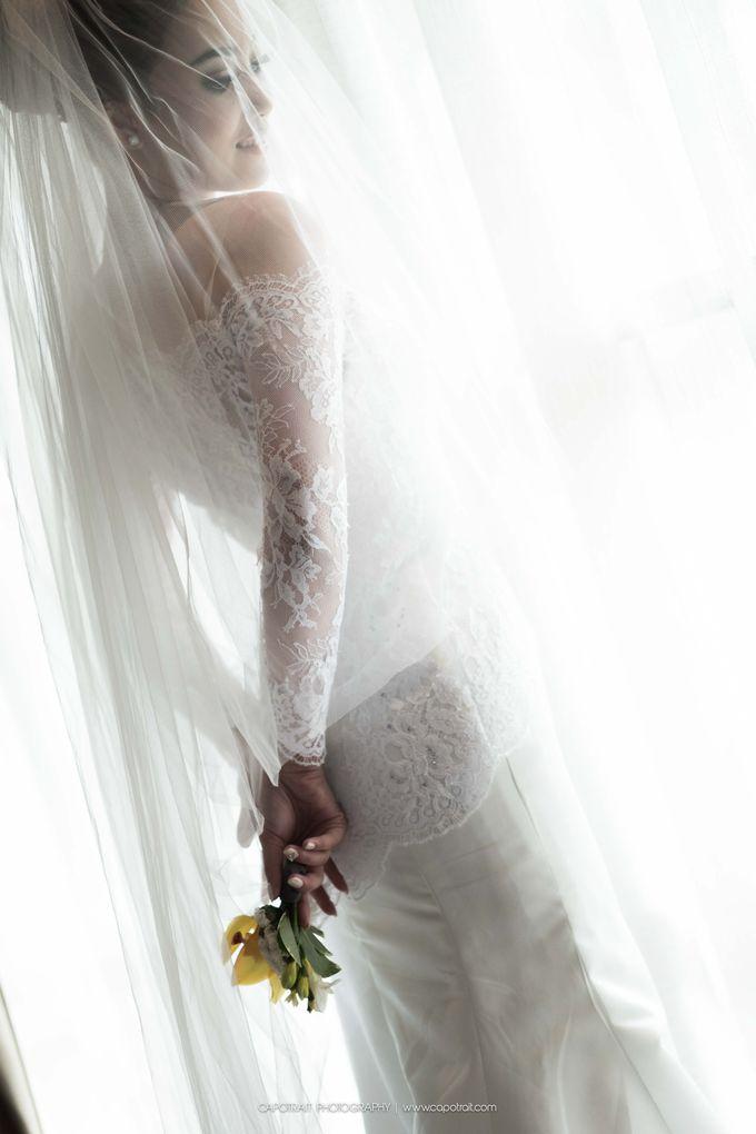 Ezar and Kristi Wedding Bali by Capotrait Photography - 008