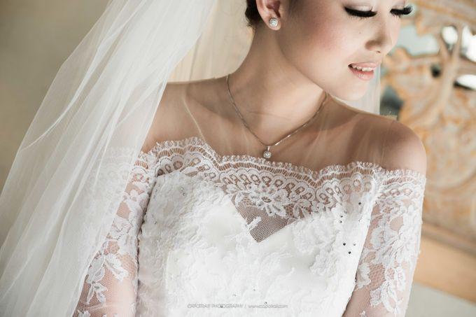 Ezar and Kristi Wedding Bali by Capotrait Photography - 009