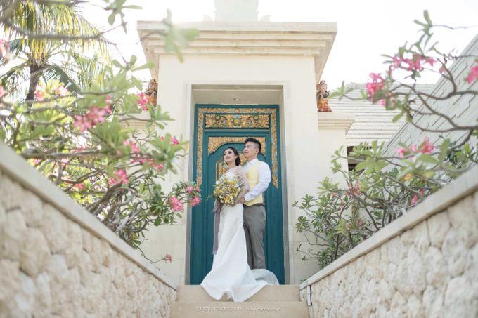 Ezar and Kristi Wedding Bali by Capotrait Photography - 013
