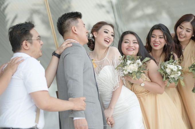 Ezar and Kristi Wedding Bali by Capotrait Photography - 018