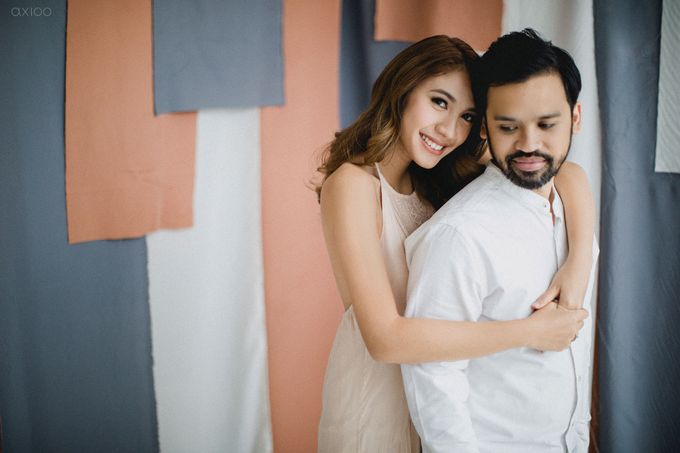 Relationship Goals - The Pre-wedding of Andy and Acha by Aha by Axioo - 008