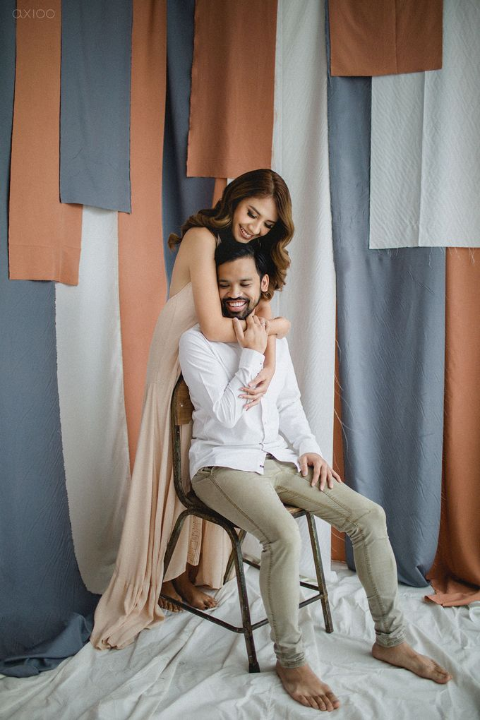 Relationship Goals - The Pre-wedding of Andy and Acha by Aha by Axioo - 011