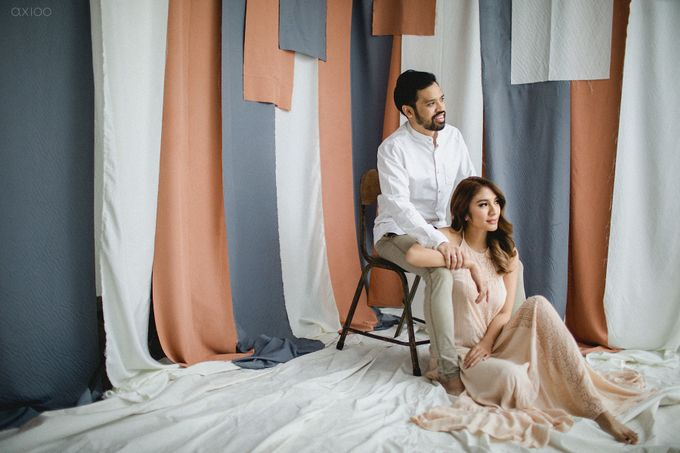 Relationship Goals - The Pre-wedding of Andy and Acha by Aha by Axioo - 012