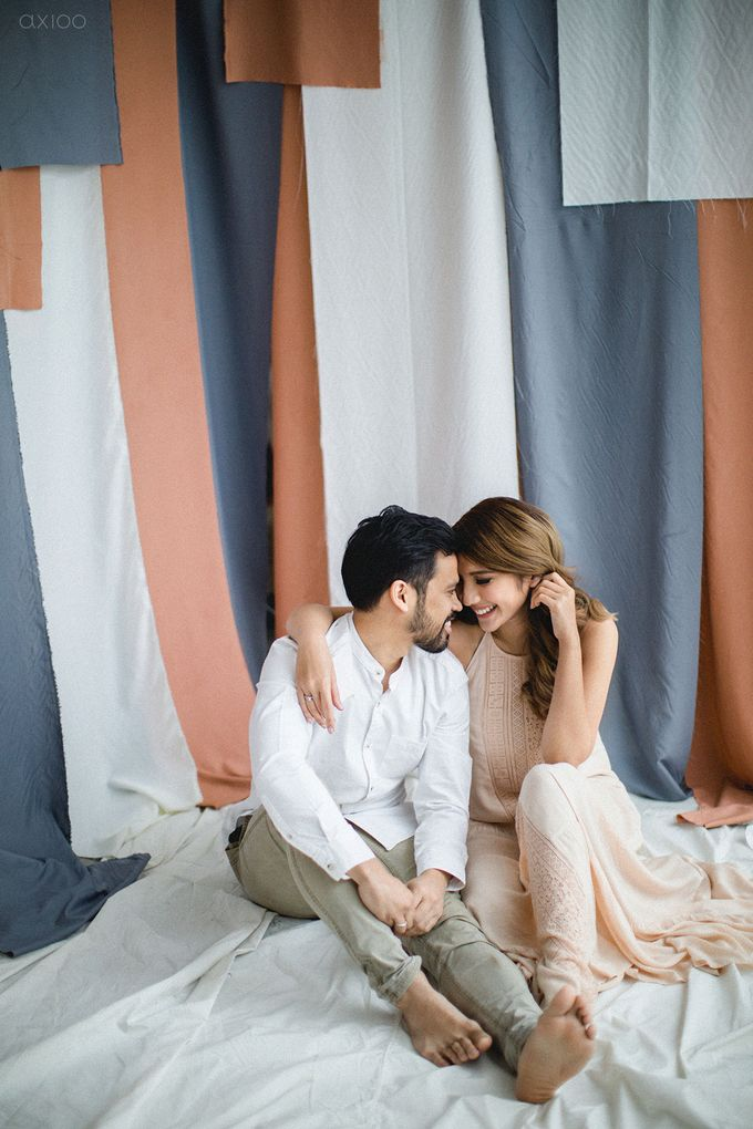 Relationship Goals - The Pre-wedding of Andy and Acha by Aha by Axioo - 013