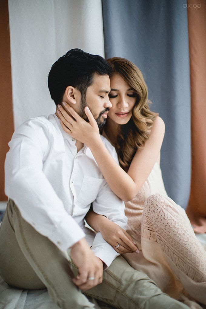 Relationship Goals - The Pre-wedding of Andy and Acha by Aha by Axioo - 014
