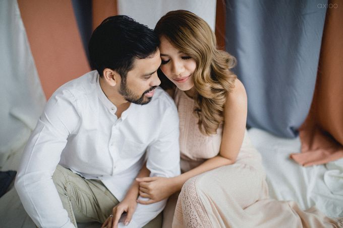 Relationship Goals - The Pre-wedding of Andy and Acha by Aha by Axioo - 015