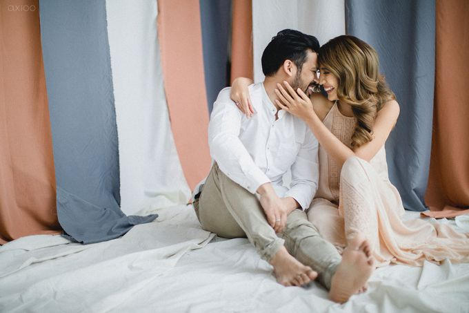 Relationship Goals - The Pre-wedding of Andy and Acha by Aha by Axioo - 016
