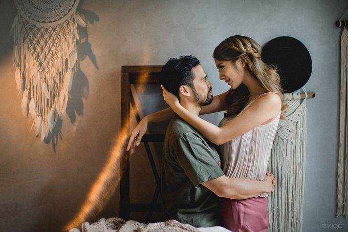 Relationship Goals - The Pre-wedding of Andy and Acha by Aha by Axioo - 024