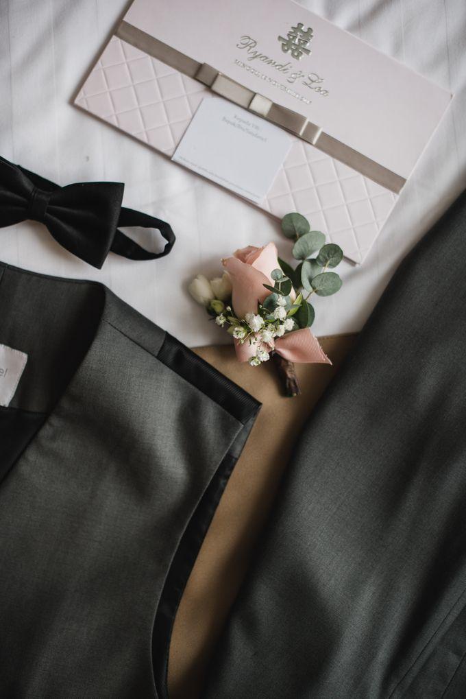 Ryandi Lea Wedding by Capotrait Photography - 007