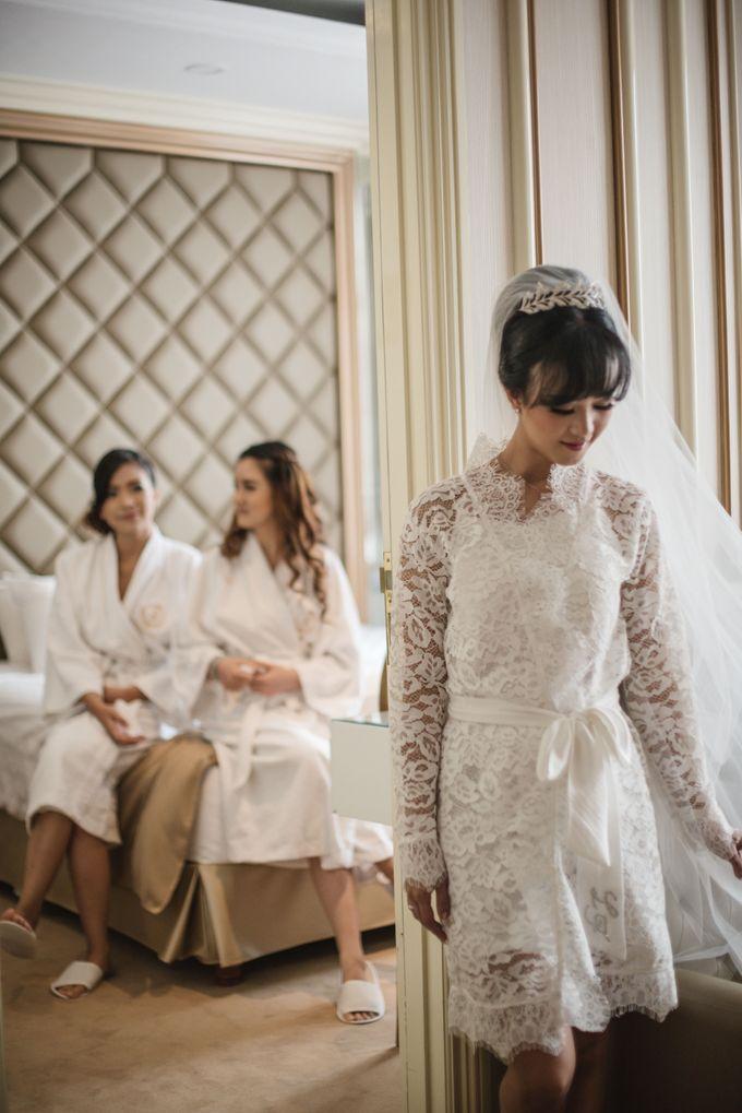 Ryandi Lea Wedding by Capotrait Photography - 011