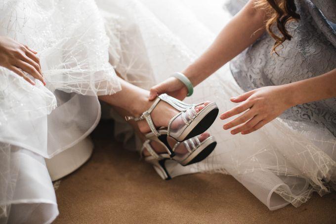 Ryandi Lea Wedding by Capotrait Photography - 016