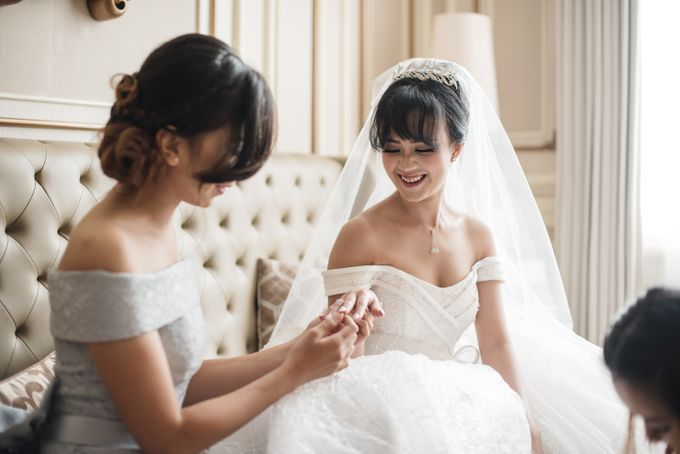 Ryandi Lea Wedding by Capotrait Photography - 017