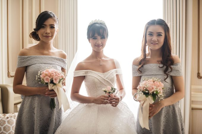 Ryandi Lea Wedding by Capotrait Photography - 018