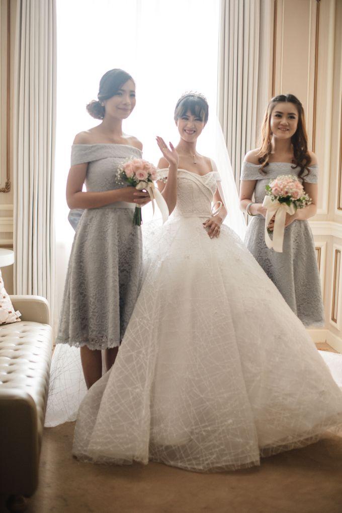 Ryandi Lea Wedding by Capotrait Photography - 019