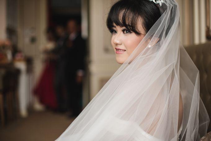 Ryandi Lea Wedding by Capotrait Photography - 020