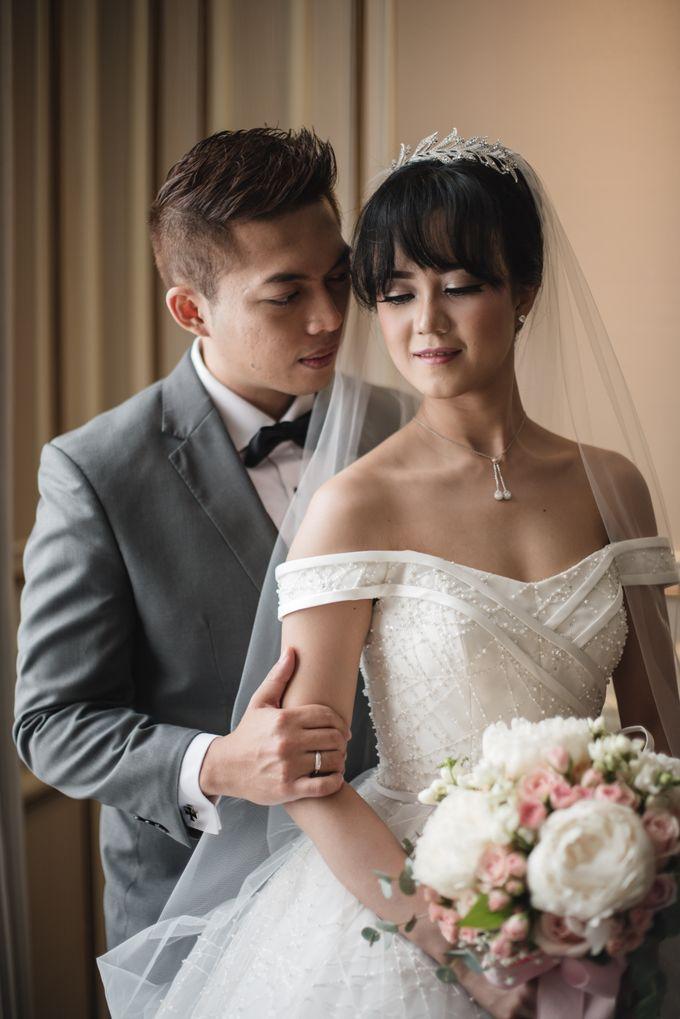 Ryandi Lea Wedding by Capotrait Photography - 022
