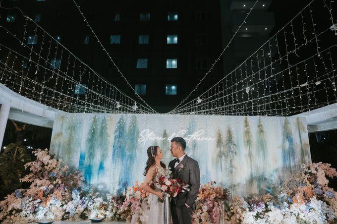 Steven & Catherin Wedding at Aston Cirebon by PRIDE Organizer - 020