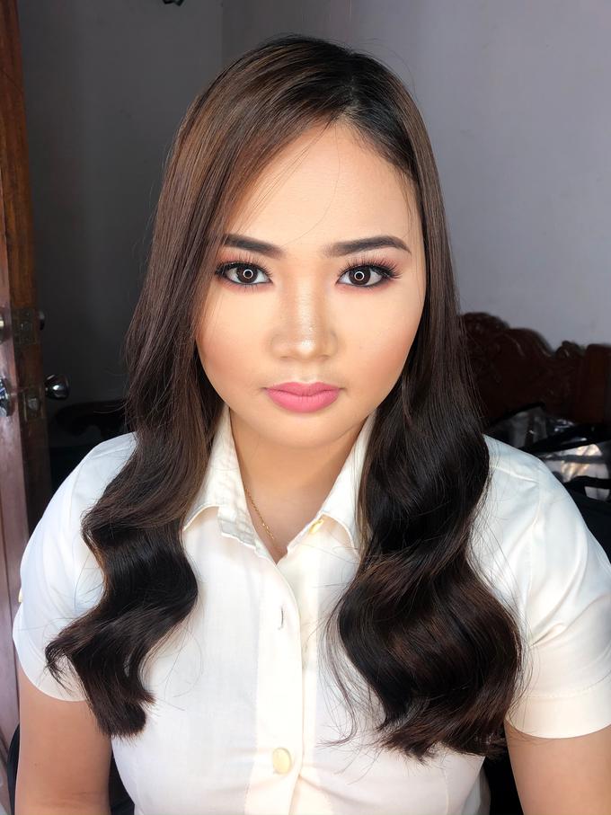Makeup  by Angelica de guzman makeup - 001