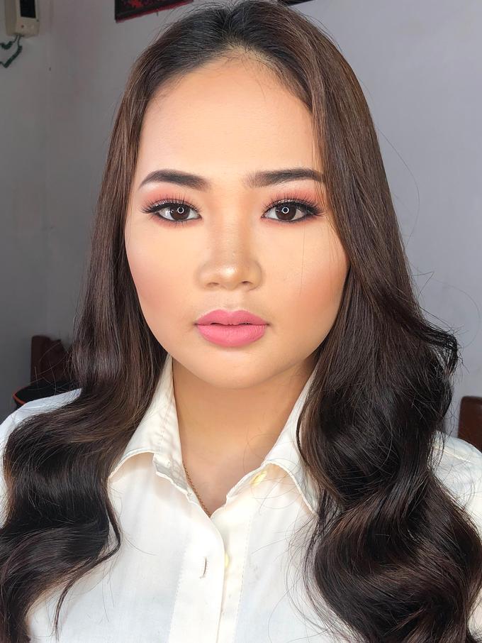 Makeup  by Angelica de guzman makeup - 003