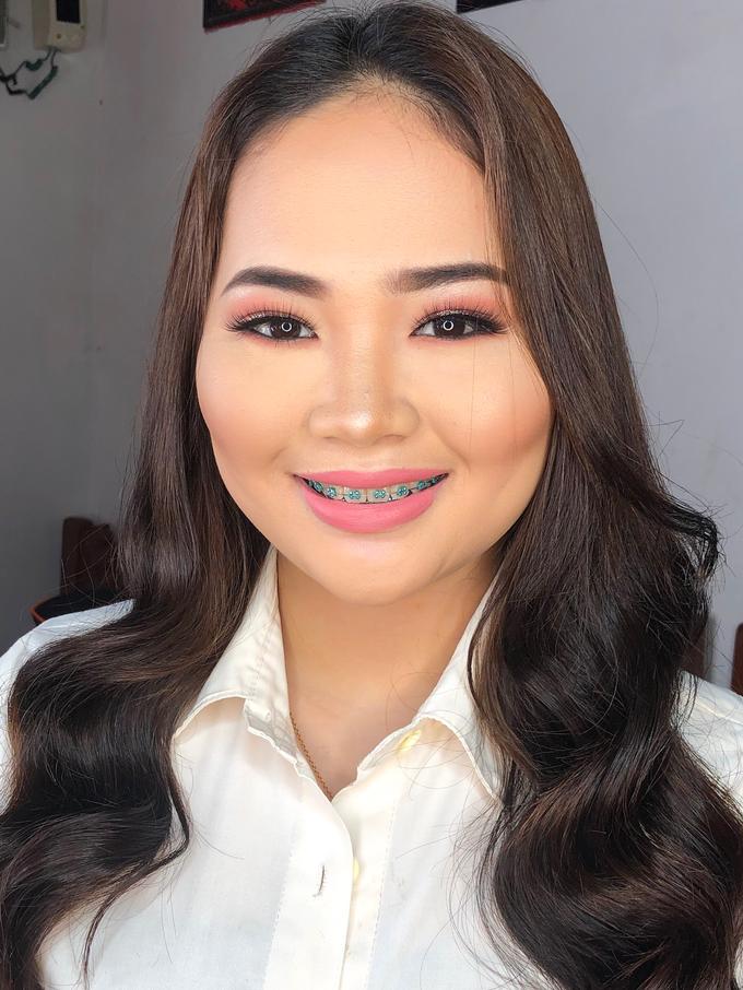 Makeup  by Angelica de guzman makeup - 002