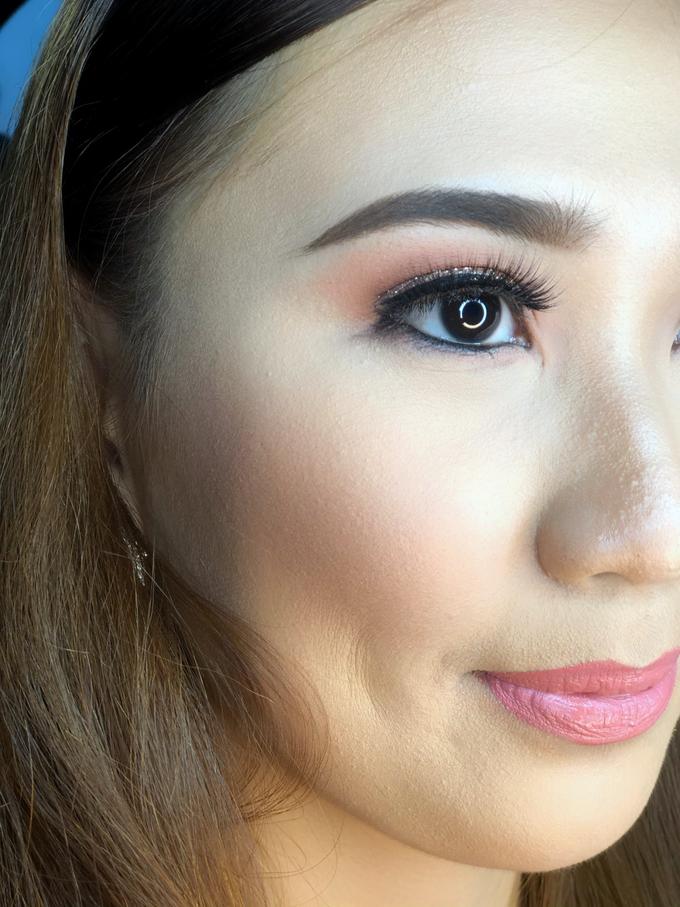 Makeup  by Angelica de guzman makeup - 004