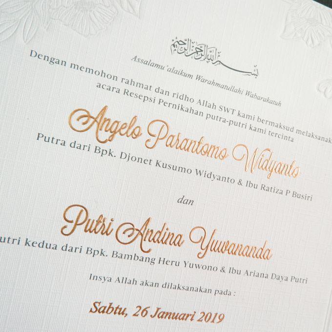 Andin & Angelo by Meltiq Invitation - 002