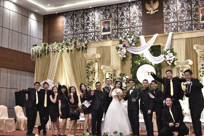 The Wedding of Angga & Siska by PlanMyDay Wedding Organizer - 009