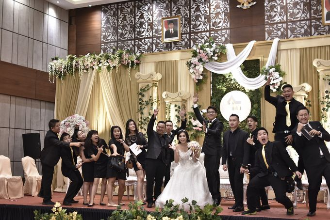 The Wedding of Angga & Siska by PlanMyDay Wedding Organizer - 010