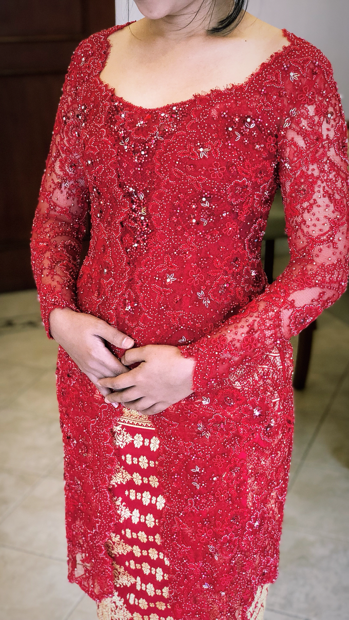 Kebaya Details by Anggi Asmara - 007