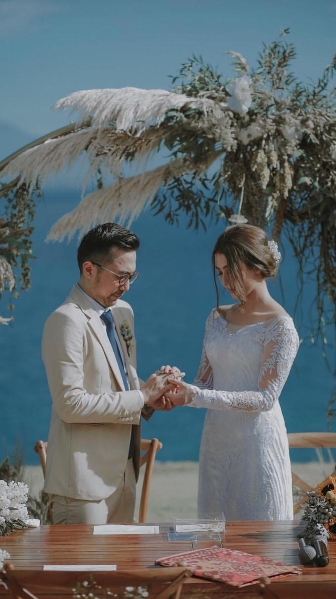 Ray & Tiffany Akad Nikah  by Anggi Asmara - 003