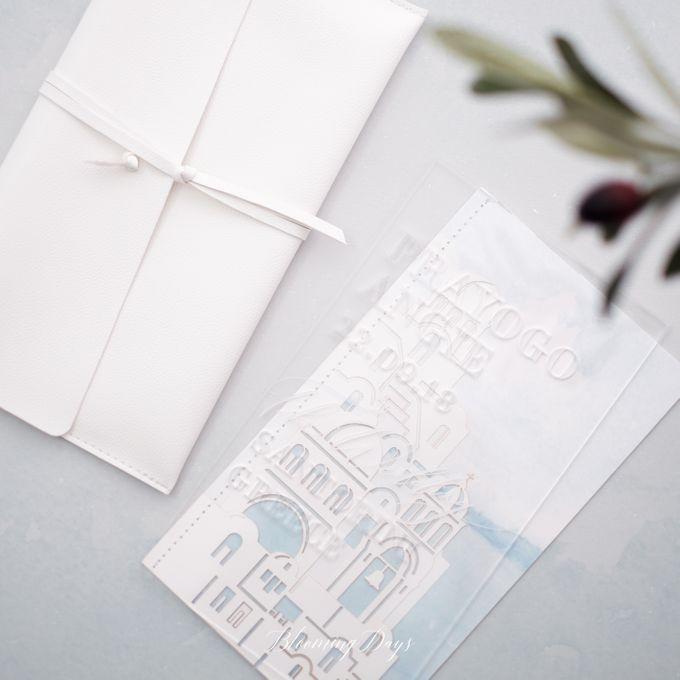 DREAMS DO COME TRUE by BloomingDays Invitation Studio - 001