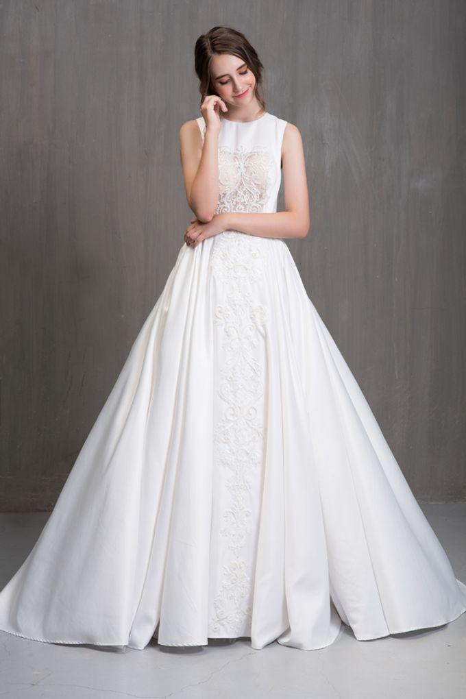 Classic Wedding Bridal by Nicole Bridal - 005