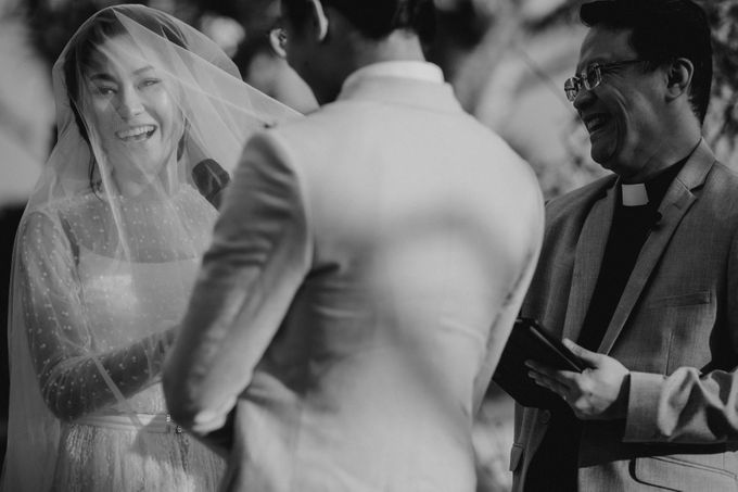 Chris & Calista Real Wedding at The Stone House by Tirtha by Tirtha Bali - 023
