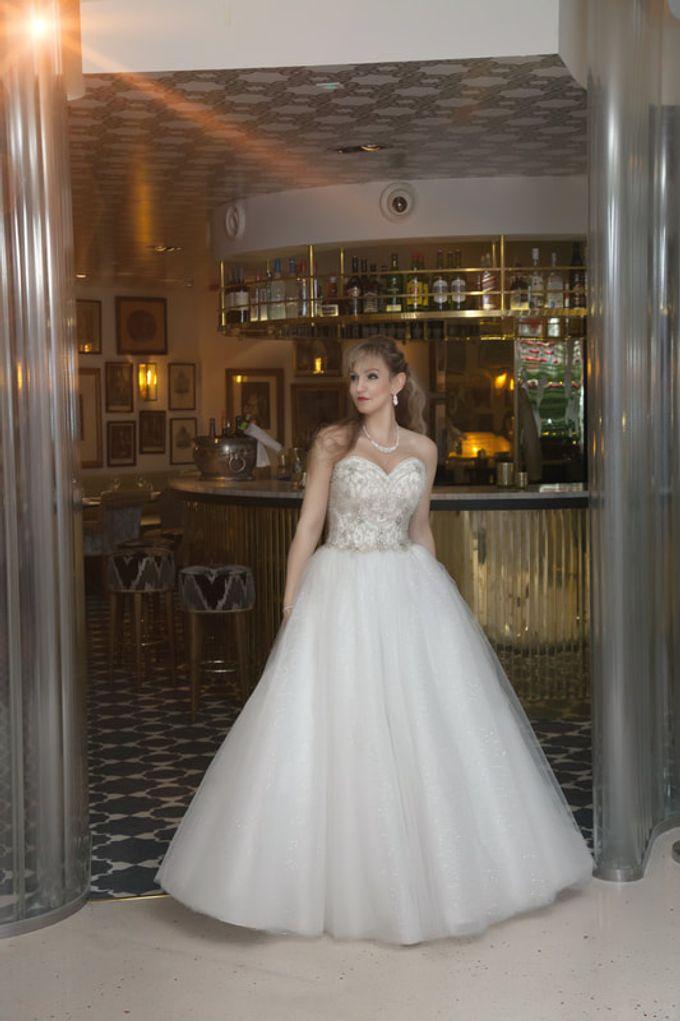 Custom Wedding Dress by weddingdressonline store - 001