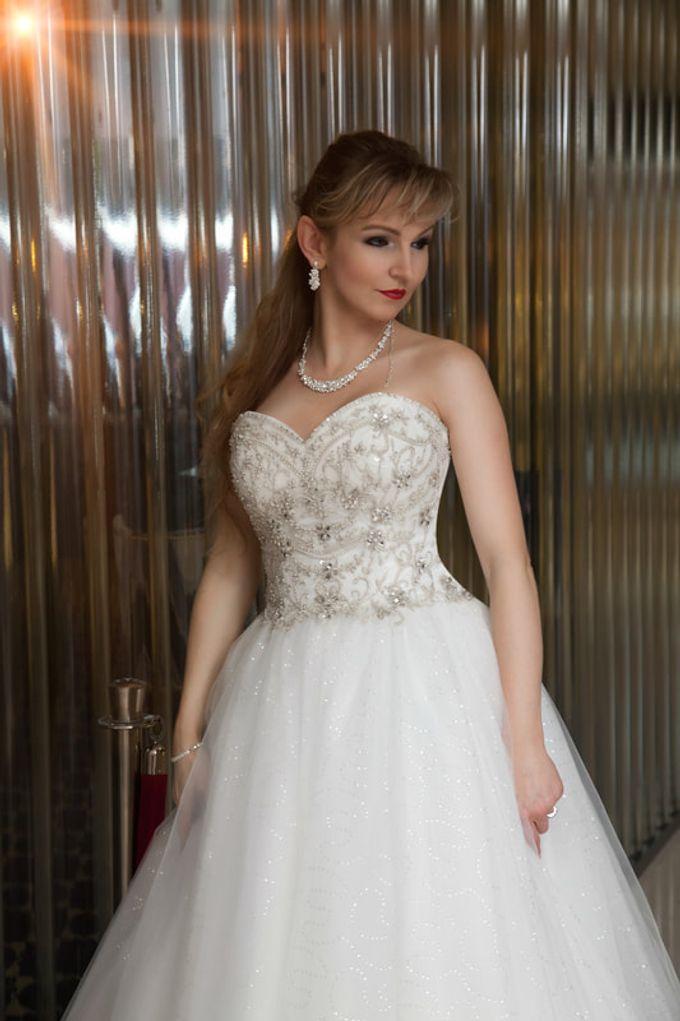 Custom Wedding Dress by weddingdressonline store - 002