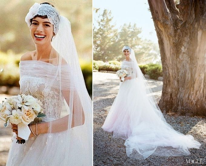 Anne Hathaway Wedding.Anne Hathaway S Wedding By Face Forward Bridal Bridestory Com