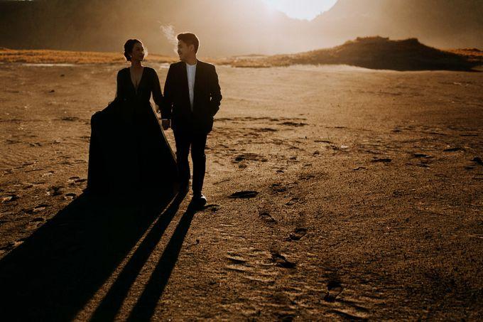 Albert & Nia - Couple Session by Keyva Photography - 033