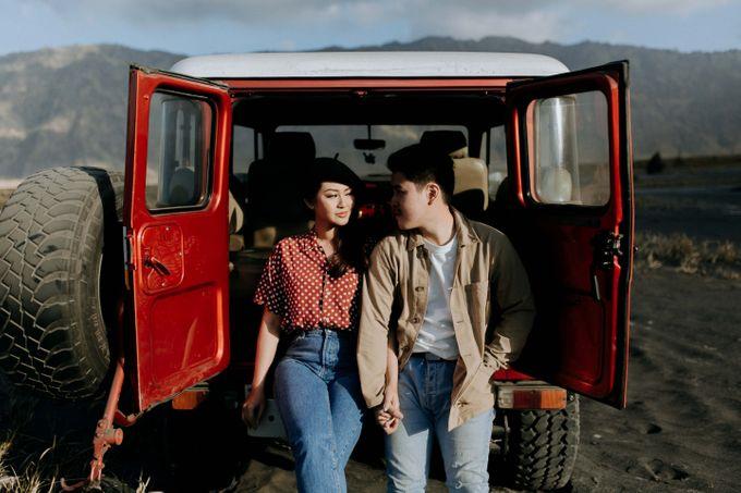 Albert & Nia - Couple Session by Keyva Photography - 047