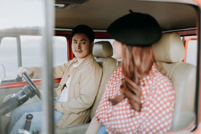 Albert & Nia - Couple Session by Keyva Photography - 050