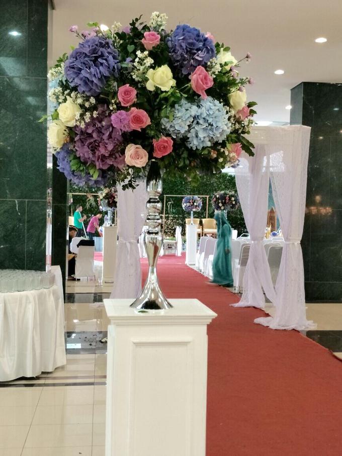 Maria & Auni by Ans Wedding Service & Priyan Decor - 006
