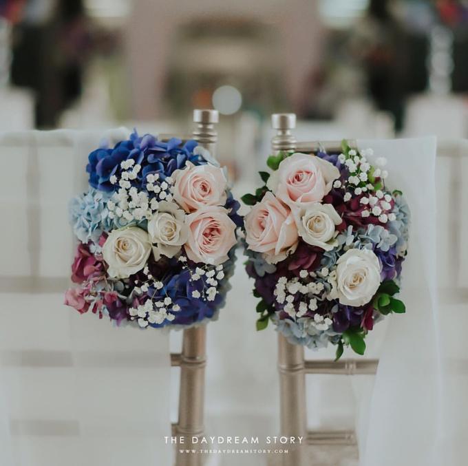 Maria & Auni by Ans Wedding Service & Priyan Decor - 005