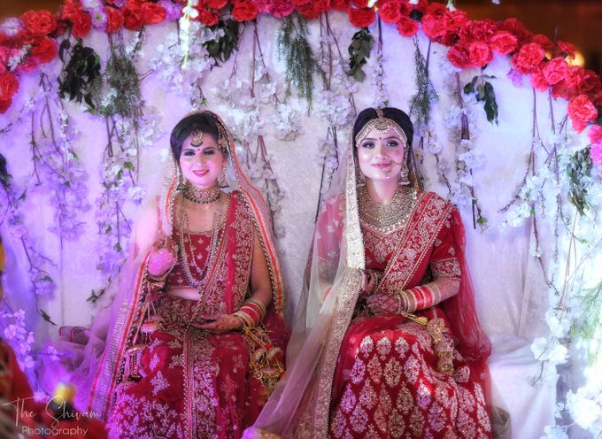 Beautiful Brides by The shivam Photography - 008