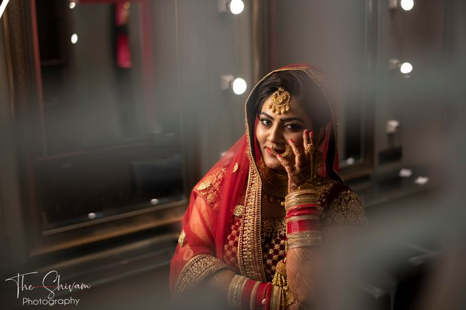 Beautiful Brides by The shivam Photography - 009