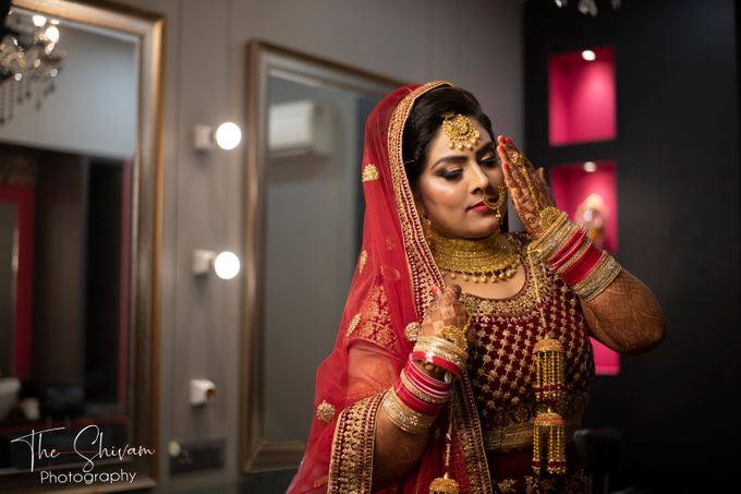 Beautiful Brides by The shivam Photography - 010