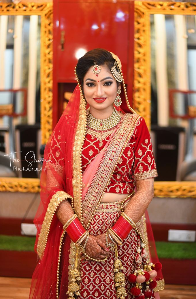 Beautiful Brides by The shivam Photography - 007