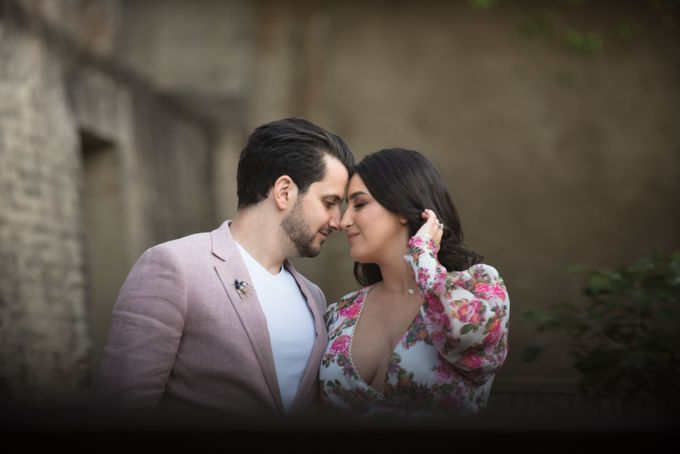 Pre-Wedding - Prenuptial - Engagement - Save the date - Couple by Alodia Oei Photography - 009