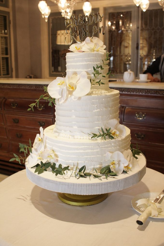 The Wedding of William & Grace by KAIA Cakes & Co. - 008