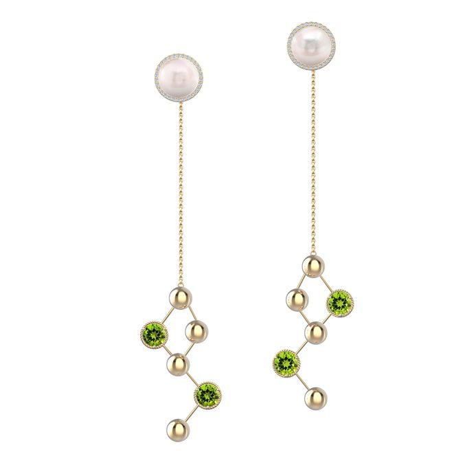 CUSTOM GEMSTONES JEWELRY by Mirage Jeweler - 003